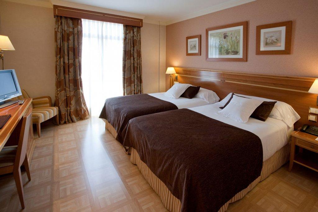Donde dormir en madrid donde dormir en madrid hotel vp for Habitacion doble