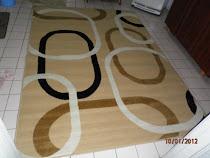 CARPET CORAK BARU RM 150