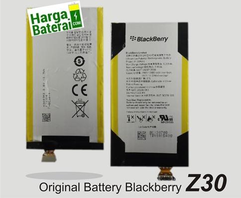Harga Baterai Original Blackberry Z30 Terbaru