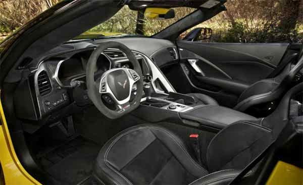 2015 Chevrolet Corvette Z06 Convertible Automatic