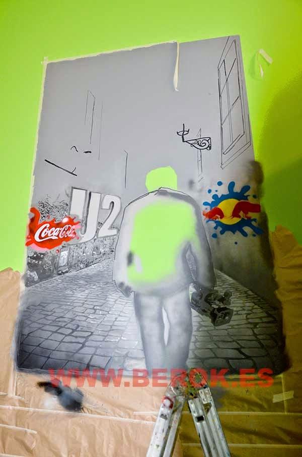 Graffiti paso a paso
