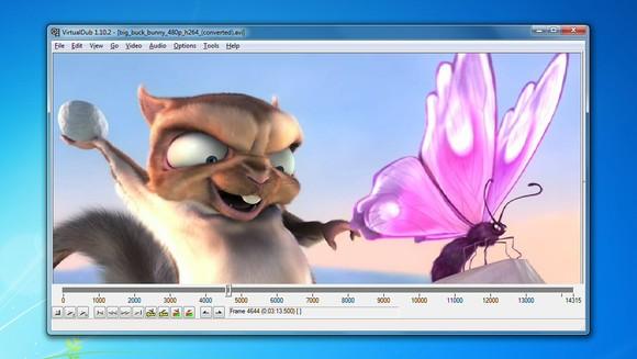 تحميل برنامج تحرير الفيديو VirtualDub 1.9.11 مجانا