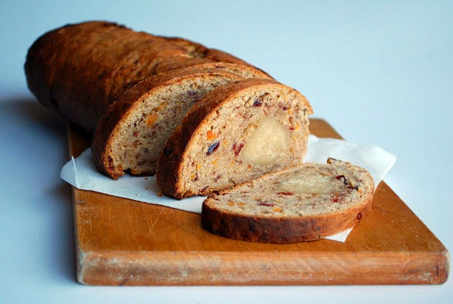 Stollen, Including Cake