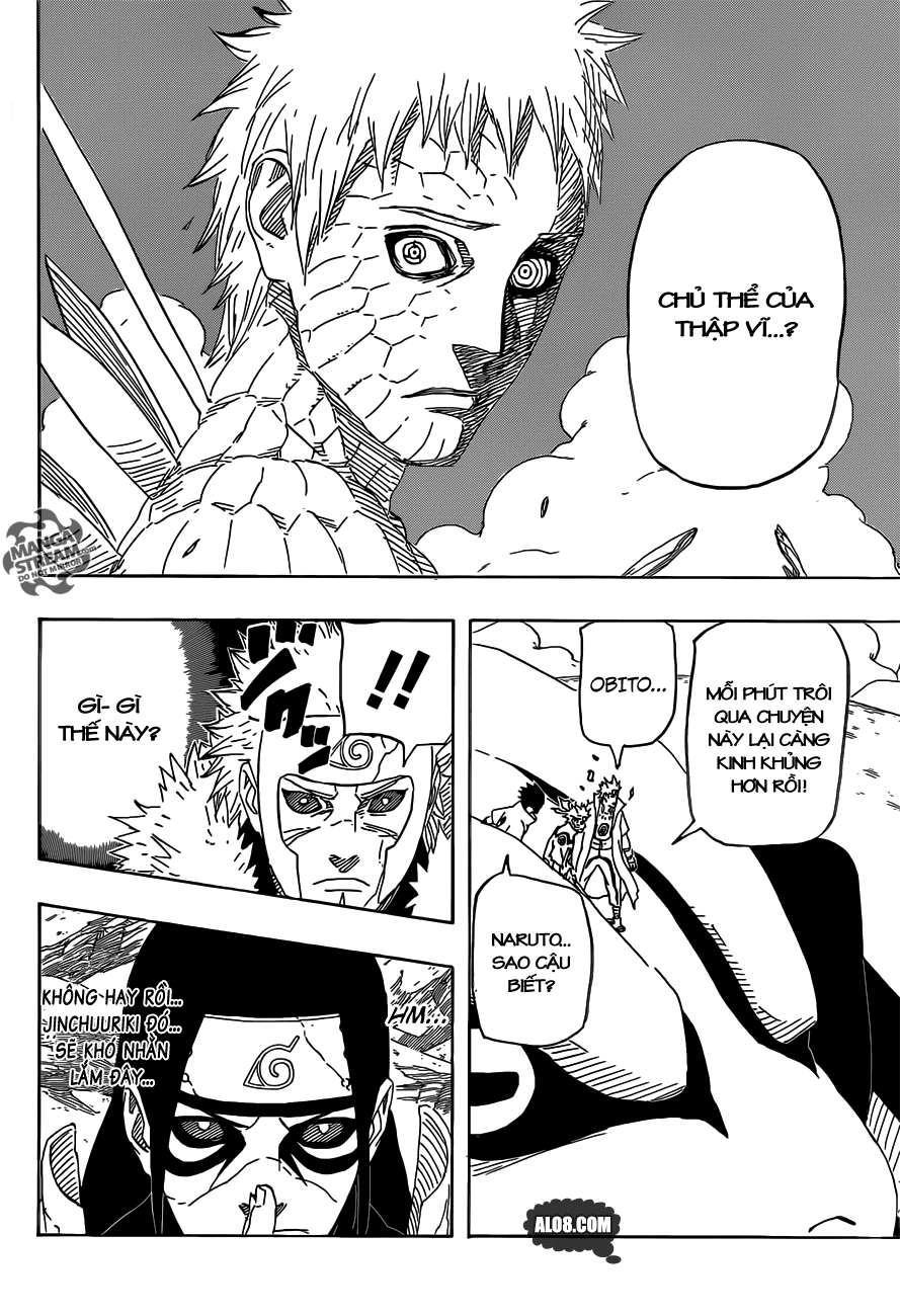 Naruto chap 638 Trang 6