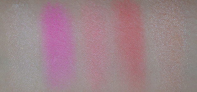 Zomer bij etos blush powder colour balm for Wat zijn de koele kleuren