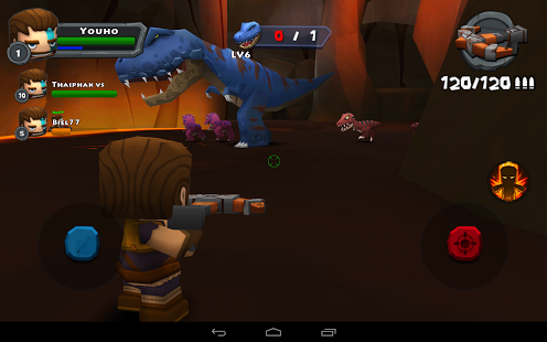 Call of Mini Dino Hunter Android Apk +Data