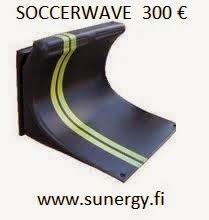 Sunergy, fotbollsvägg