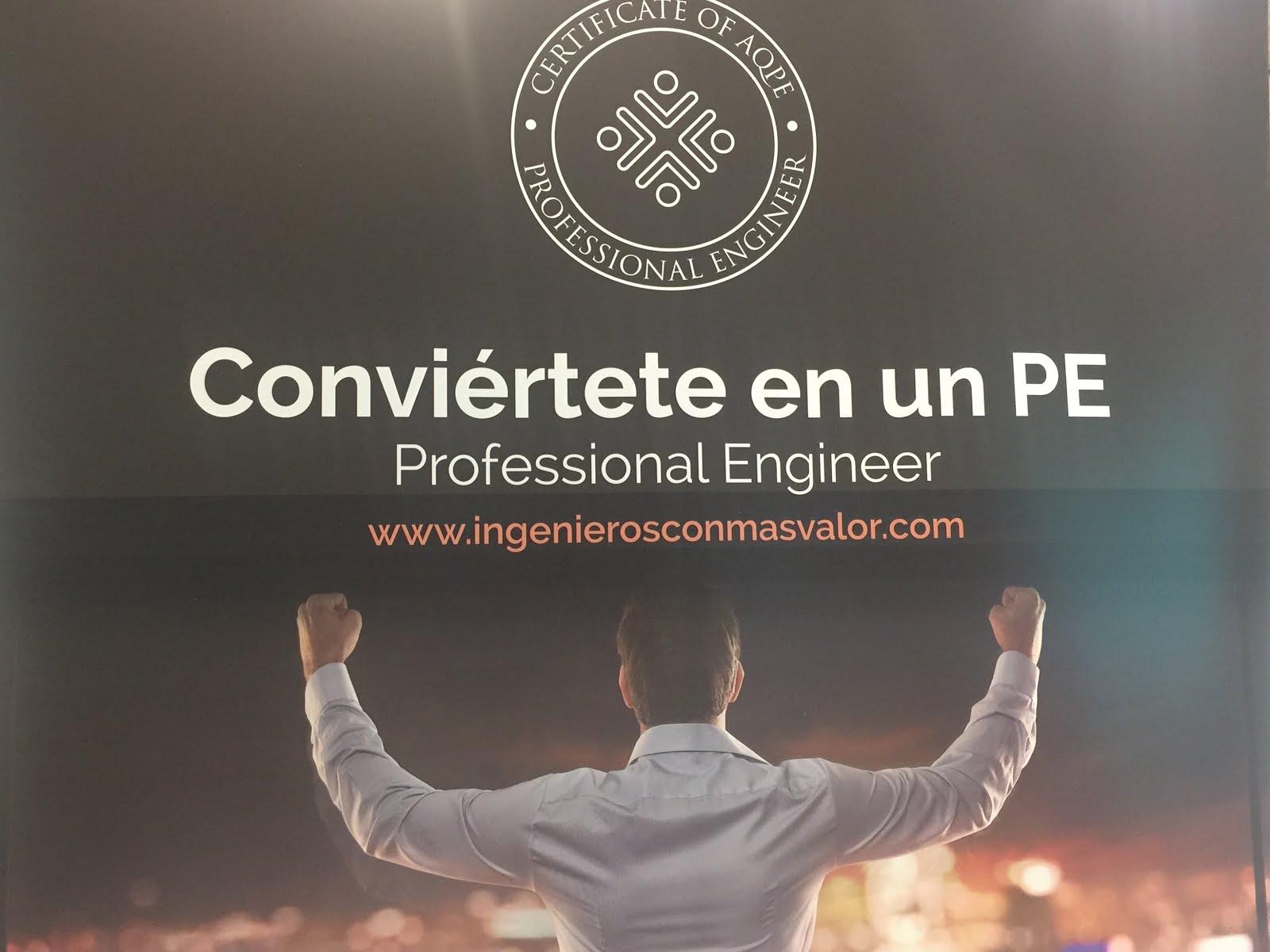 Certificación Profesional de Ingenieros