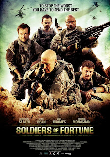 Soldiers of Fortune (2012) Español Latino