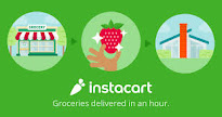 Get free deliver AND $10.00 with Instacart