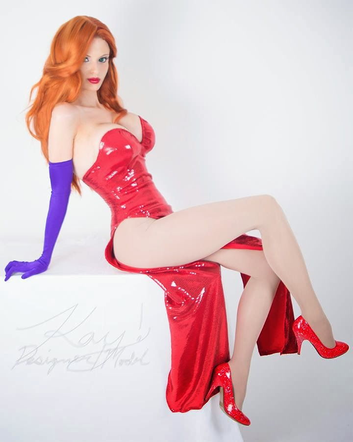 Jessica rabbit video mature