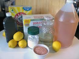 pembersih rumah alami tanpa kimia natural