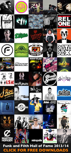 Free tracks and mixes from the best in the business - #FandFHOF