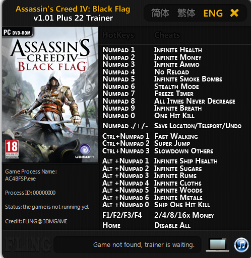 download assasin s creed syndicate trainer