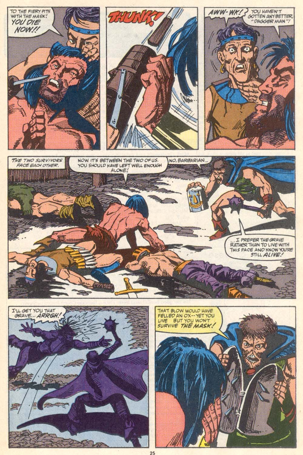 Conan the Barbarian (1970) Issue #222 #234 - English 20