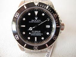 ROLEX SEA DWELLER 16600 A SERIES
