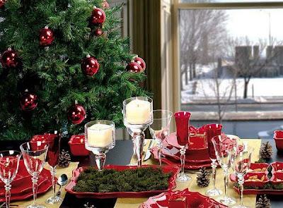 ideas de decoración en navidad
