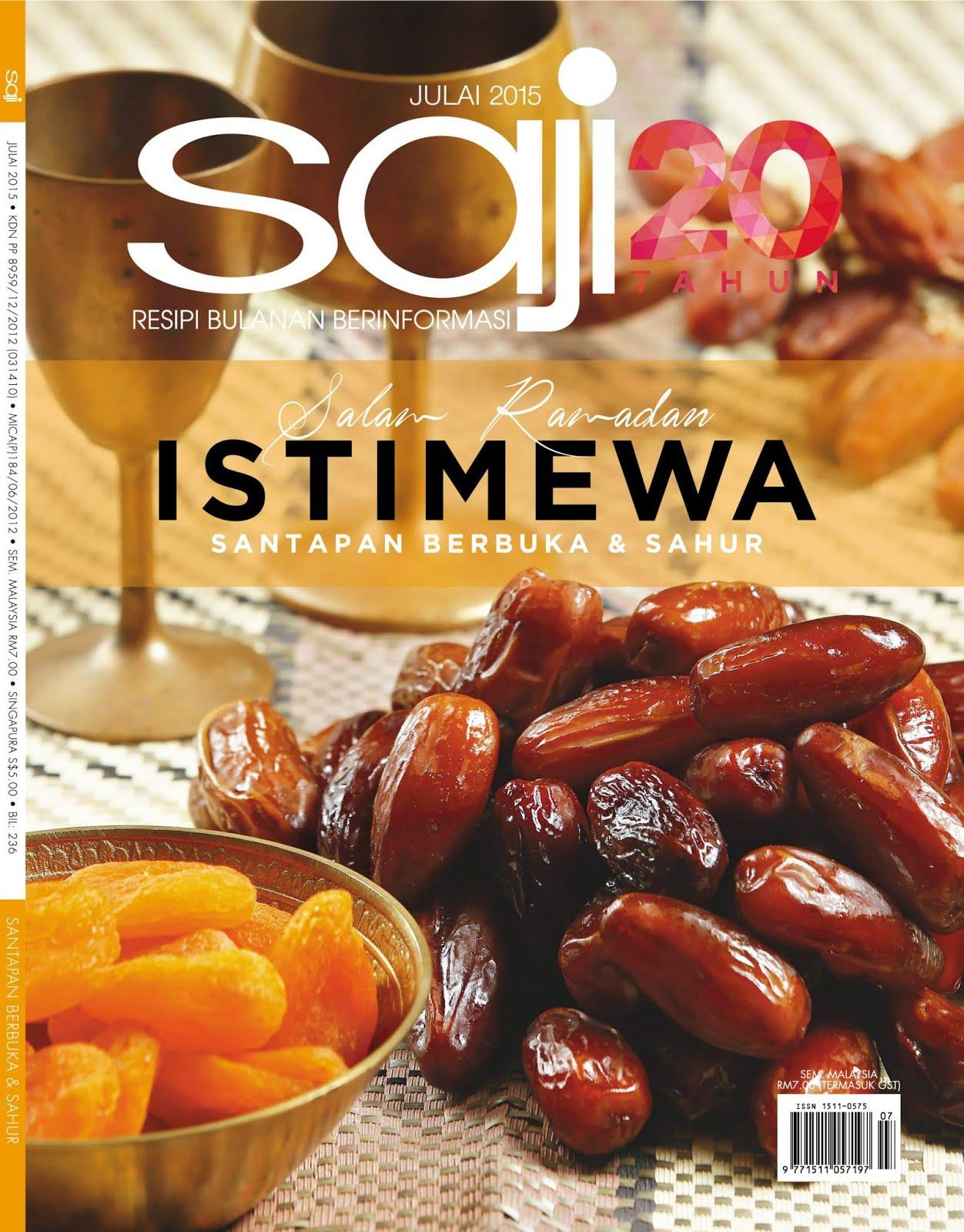 Majalah SAJI July 2015