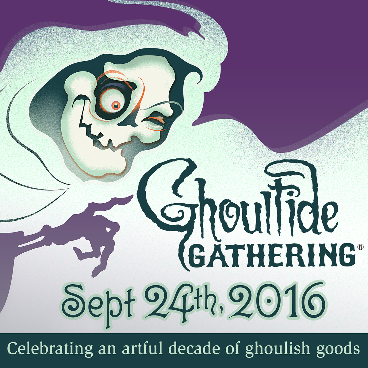 Ghoultide Gathering  Anniversary Year!