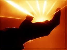 Domingo, dia da alegria e da luz...