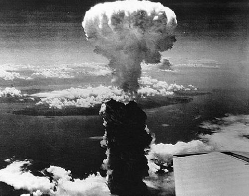 Resultado de imagen de bomba atómica japón