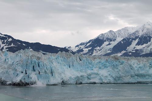 Hubbard Glacier Alaska July 2015