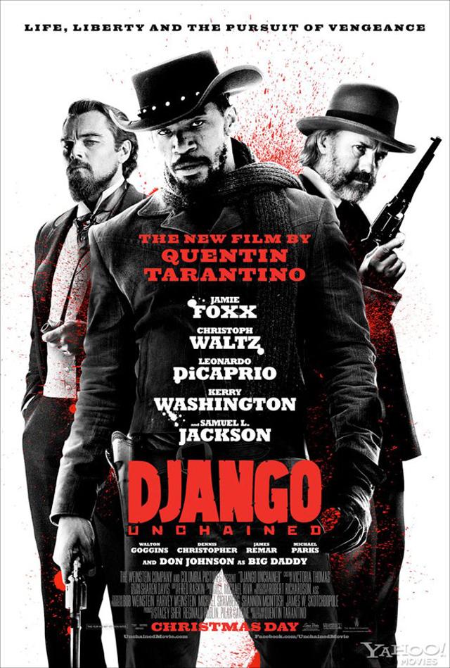 Django Unchained (2012): American filmmaker Quentin ...