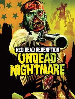 Los 10 mejores videojuegos de Zombis - Red Dead Redemption: Undead Nightmare