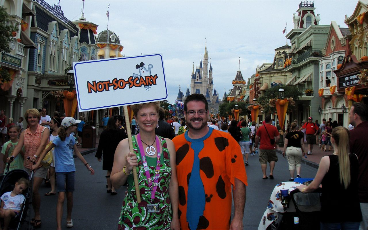 Should Adults Dress Up for Mickey's Not So Scary Halloween Party ...