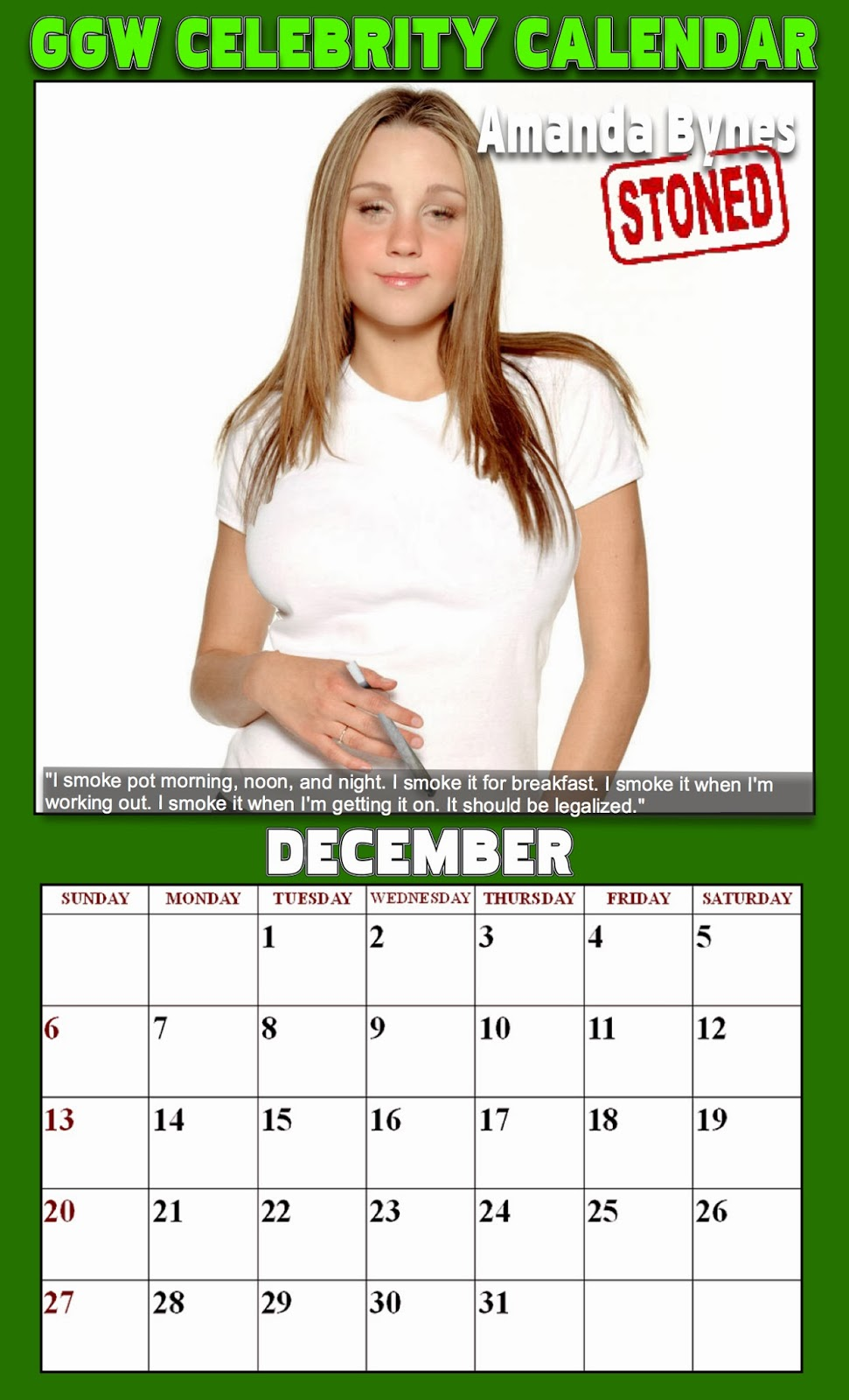 Calendar of Hollywood Events - seeing-stars.com