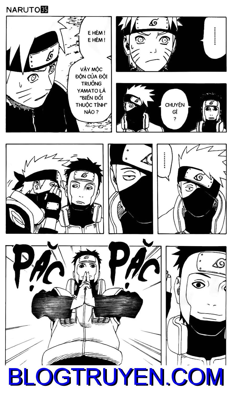 Naruto chap 316 Trang 4 - Mangak.info