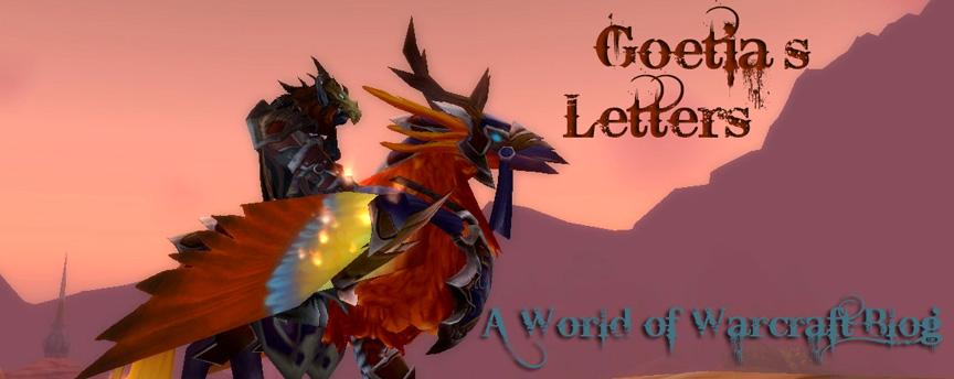 Goetia's Letters