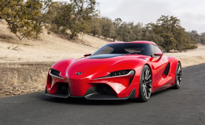 2017 Toyota Supra FT-1 Specs, Change and Release Date
