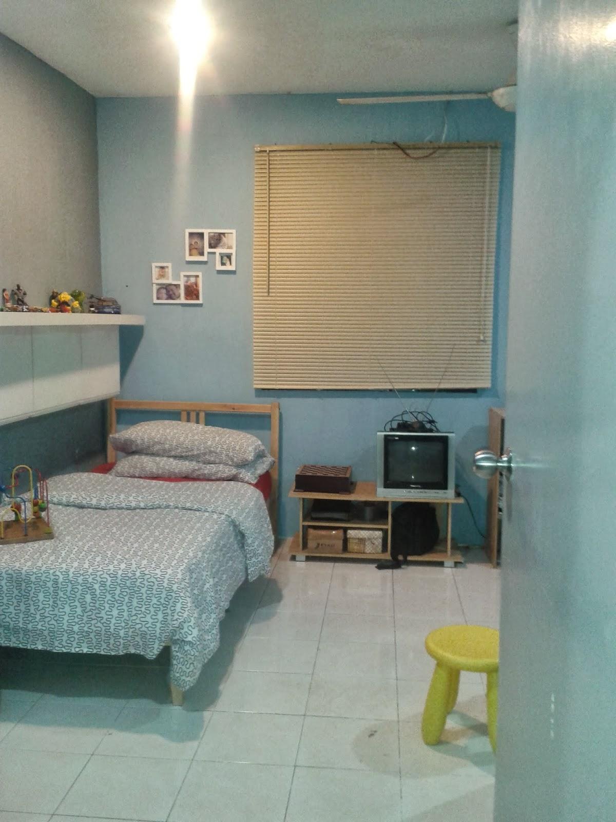 Deco Bilik Anak Bujang Design Rumah Terkini