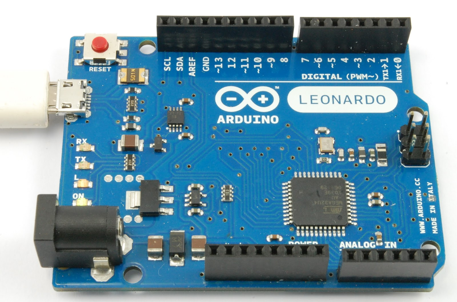 Projects in arduino