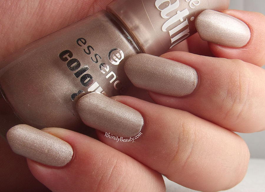 Essence: New York City Call (Satin) Swatch & Review /5 ...
