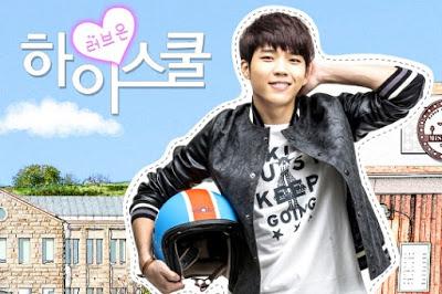 Biodata Pemeran Drama High School - Love On