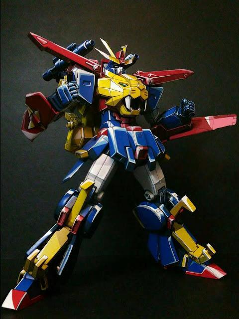 Model Kit HGBF Gundam Tryon 3 Anime