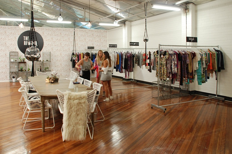 The Rumour Mill, showroom, Minkpink, Paint It Red, Quirky Circus, Staple the Label, Market HQ