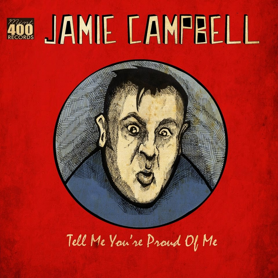 Get Jamie Campbell's Comedy Album!
