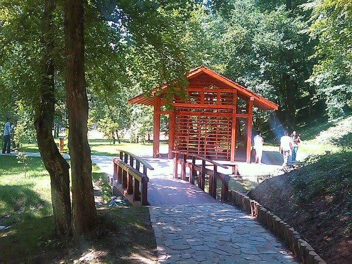 Japanski Vrt u Vrnjackoj banji-oaza mira