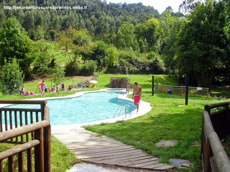 Asturias central comarca de avil s arte e industria con for Piscinas asturias