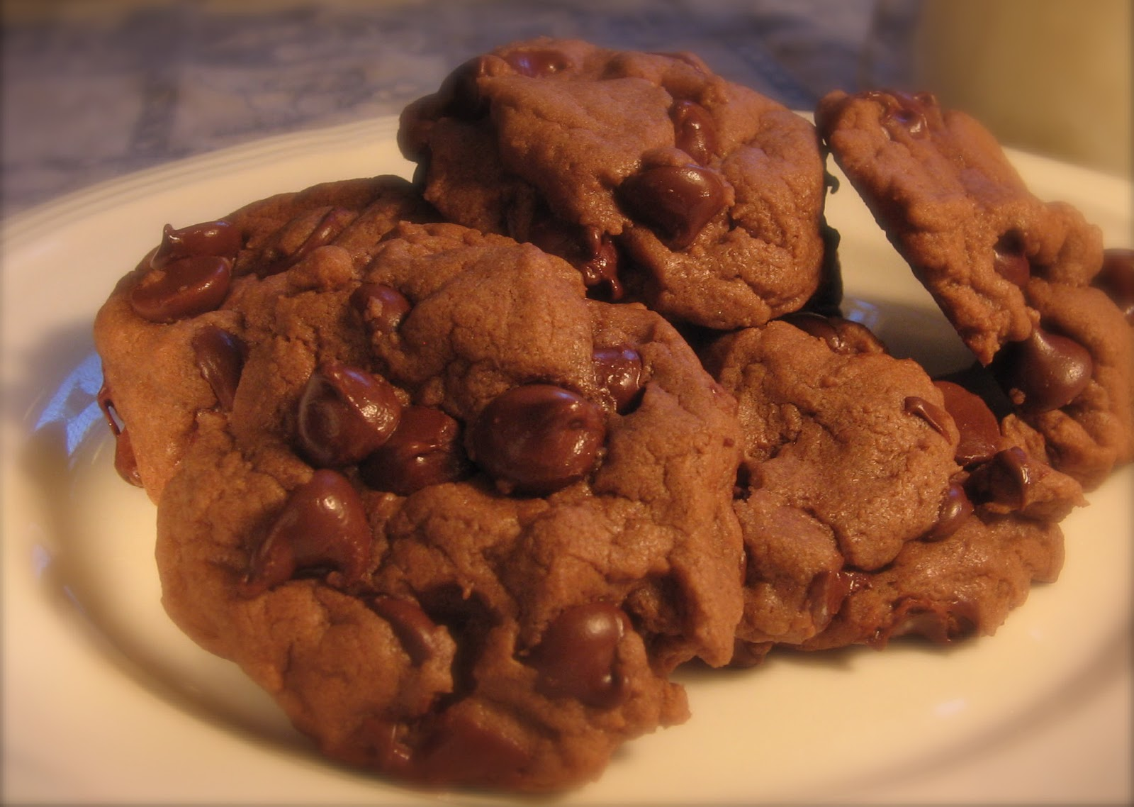 cookies chocolate covered blueberry chocolate chunk cookies chocolate ...
