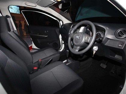 Harga dan Spesifikasi Toyota Agya Indonesia