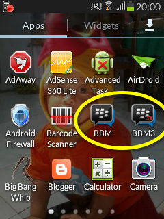 download BBM 3