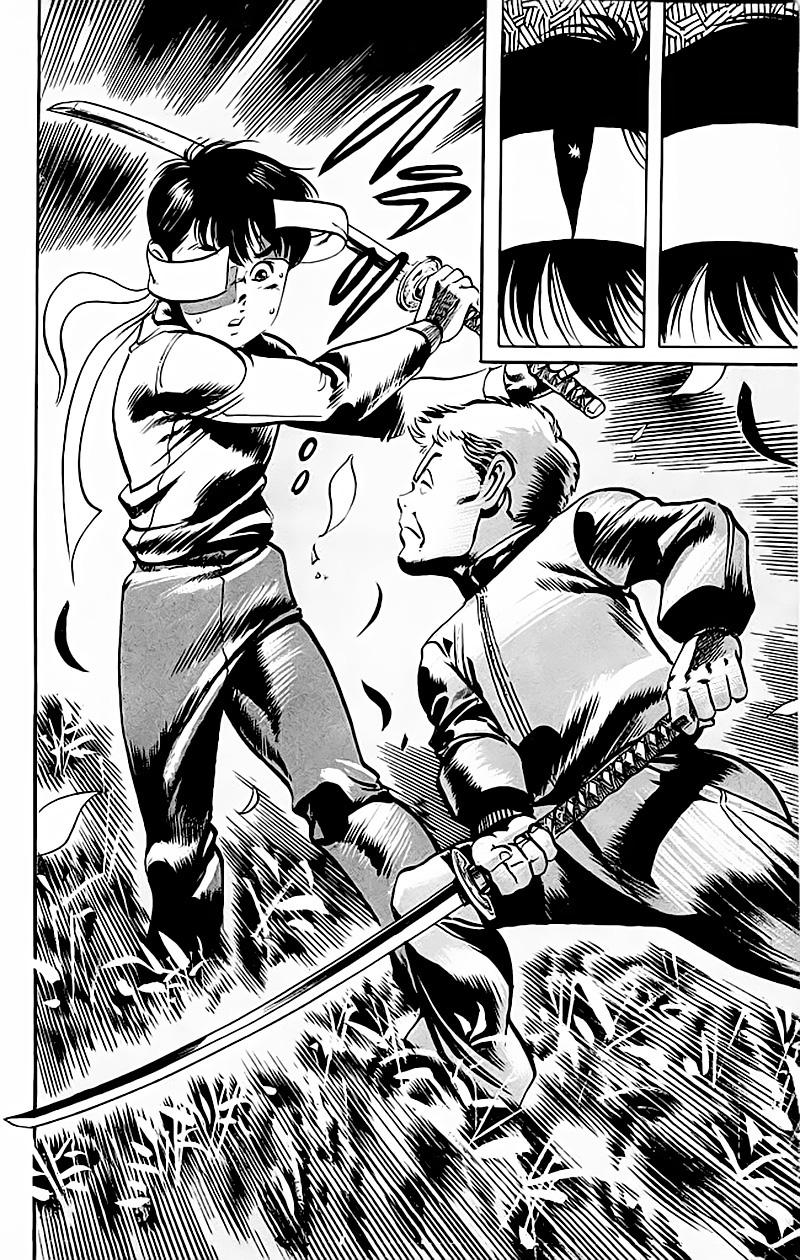 Kenji – Quyền nhi Phương Thế Ngọc chap 193 – Kết thúc Trang 12 - Mangak.info