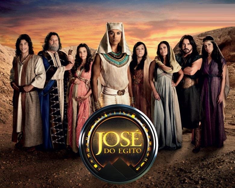 MINISSÉRIE COMPLETA - JOSÉ DO EGITO