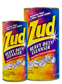 Zud Heavy Duty Cleanser (Reckitt & Colman. Inc.)