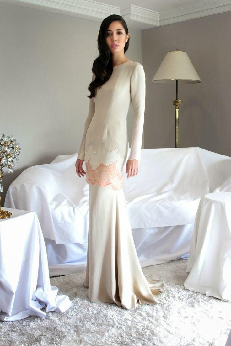 Foto Model Baju Kebaya Lace Design