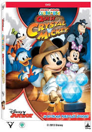 Mickey Mouse Clubhouse Quest.For The Crystal Mickey – DVDRIP LATINO
